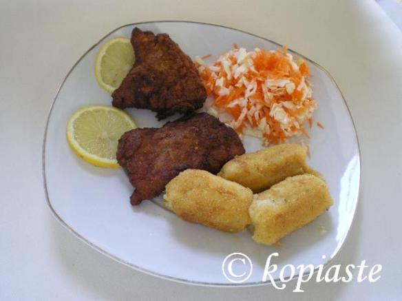 how to make schnitzels with minced meat